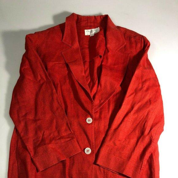 Christian Dior Women's Blazer Jacket Size 8